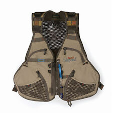 Fishpond Flint Hills Mesh Fly Fishing Vest Free U.S. Shipping-Clay Color, New