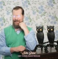 John Grant Grey Tickles Black Pressure 14 Track CD Album From 2015 (mint)