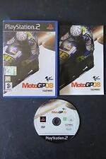 PS2 : MOTOGP 08 - Completo, ITA ! Il gioco ufficiale della Moto GP !