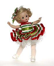 "Madame Alexander Ribbon Candy Ballerina 8"" Christmas Holiday Doll 61655 NEW NRFB"