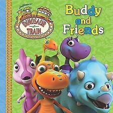 Buddy and Friends (Dinosaur Train)-ExLibrary