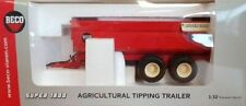 Beco Super 1800 Agricultural Tipper Trailer. 1/32  AT - COLLECTIONS