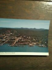 Vintage Post Card Beautiful Tofino, Vancouver Island B.C.