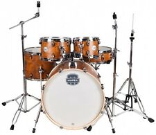 Mapex ST5295F-IC Storm Rock Fusion Drum Kit Camphor Wood Grain