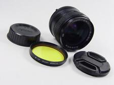 Full frame lens MC Mir 24 N f/2/35 mm Nikon bayonet. Excellent cond. s/n 926389.