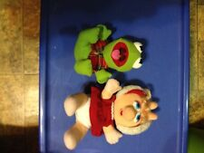 Miss Piggy & Kermit the Frog Babies