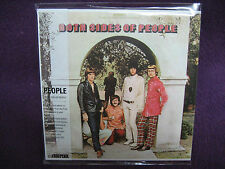 PEOPLE / BOTH SIDES OF PEOPLE!  MINI LP CD NEW SEALED