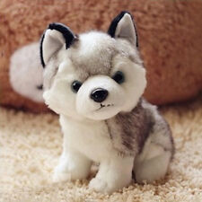 1X Plush Stuffed Husky Dog Toy Doll Birthday Girlfriend Baby Kids Child-N.AU
