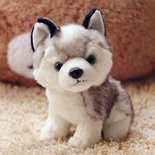 1× Plush Stuffed Husky Dog Toy Doll Birthday Girlfriend Baby Kids Children Gift