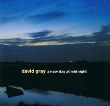 DAVID GRAY A New Day At Midnight CD Album IHT 2002