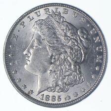 Unc Uncirculated 1885 Morgan Silver Dollar - $1.00 Mint State MS BU *759