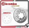 Disco Brembo Serie Oro Fisso Posteriore per Suzuki GSX R 1000/ 600/ 750/ Etc