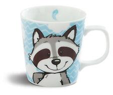 Nici Forest Friend Stinktier & Waschbär Tasse Kindertasse Porzellan Neu 41162