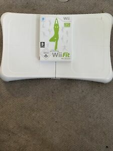 Nintendo Wii Fit Balance Board Wii Fit And Wii Fit Plus Games Tested Working
