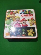 Super Mario Jeu D'échecs-NEUF, collection et très rare.