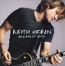Greatest Hits; Keith Urban 2007 CD, Contemporary Country, Nashville, Emi Europe