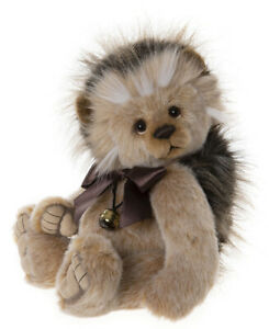 Tootles Hedgehog by Charlie Bears - collectable plush soft toy - CB202030