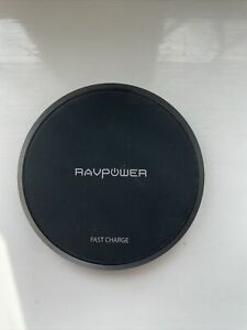 Ravpower Fast Charge Wireless Charging Pad For iPhone & More