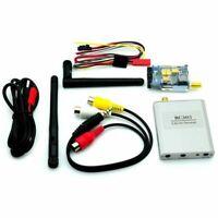 TS351 5.8G 200mW AV Audio Video Transmitter +5.8GHZ 8CH Video Receiver RC305 FPV