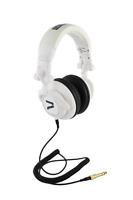 7even Headphone white-black / Dj, Hifi, Sport Kopfhörer, dreh-klappbar