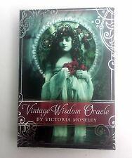 Tarot Card Deck Wisdom Oracle With Box By Victoria Moseley