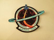 Vintage NASA Mission STS-114 Space Shuttle Discovery Launch Team Iron On Patch
