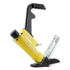 Powernail 445fs Floor Power Stapler Pneumatic Hardwood Flooring 155 Gauge New