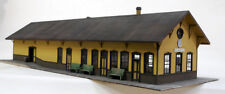 HO SCALE BANTA MODEL WORKS #2089 Silverton Depot
