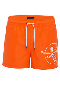 CHIEMSEE Morro Bay Swim Shorts  Badehose  Shocking Orange    NEU