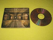 Behind The Eye Vol II Eye Q Compilation CD Album Dance Trance