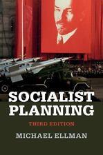 Socialist Planning by Michael Ellman (2014, Paperback, Revised)