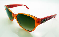 Versace Mod. 4272 510013 58-18-14 Opal Orange Sunglasses New