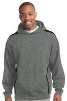 Sport-Tek Big & Tall Winter Pullover Hooded Hoodie Sweatshirt LT-4XLT. TST265