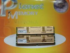Apacer 4GB (2X2GB) DDR2 PC2-8500 1066MHz NON ECC LOW DENSITY 78.AAGBD.9KZ