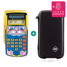 TI Little Professor Taschenrechner + Schutztasche und Garantie