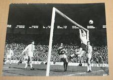 FOOTBALL PHOTO AJAX AMSTERDAM V BENFICA LISBONNE 1/4 FINAL CHAMPIONS CUP 1969