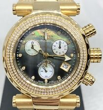 Invicta 4978 Reserve Subaqua Noma Diamond Studded Chronograph Watch