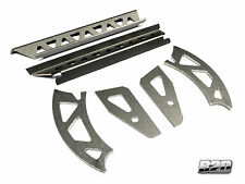 BMW E30 E36 compact rear trailing arm reinforcement kit