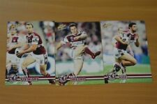 Lot Manly Sea Eagles Original NRL & Rugby League Trading Cards