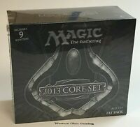 MTG Magic 2013 Fat Pack NEW Includes 9 Booster Packs! Core Set M13