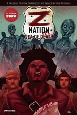 Z Nation Volume 1 Sea of Death GN TV Series Prequel Walking Dead SyFy New NM