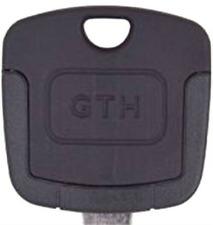 GTH Multi Transponder Head, Kaba Ilco, EZ Clone-able Electronic Key, AX00006770