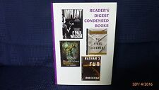 Vintage Readers Digest Condensed Books Winter Volume Three 1996 Crafting Art
