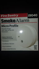 Fire Sentry Battery-Operated Smoke Alarm (i9040) Micro Profile FREE SHIPPING
