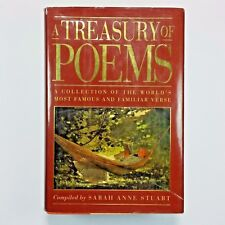 A Treasury of Poems: The World's Most Famous Collection by Sarah Anne Stuart