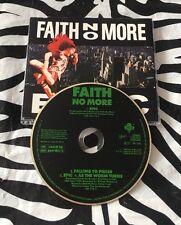Faith No More - Epic Rare CD Single