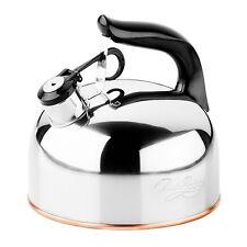 Revere 2-1/3-Quart Whistling Tea Kettle , New, Free Shipping