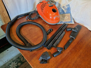 Electrolux Z1013 Canister Vacuum Cleaner and Tools