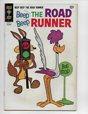 BEEP BEEP, THE ROAD RUNNER 5 - VG/F 5.0 - WILE E. COYOTE (1967)