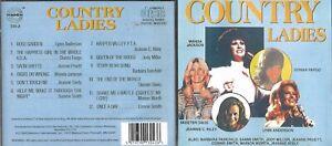 Country Ladies cd album- Skeeter Davis, Donna Fargo, Wanda Jackson, Connie Smith